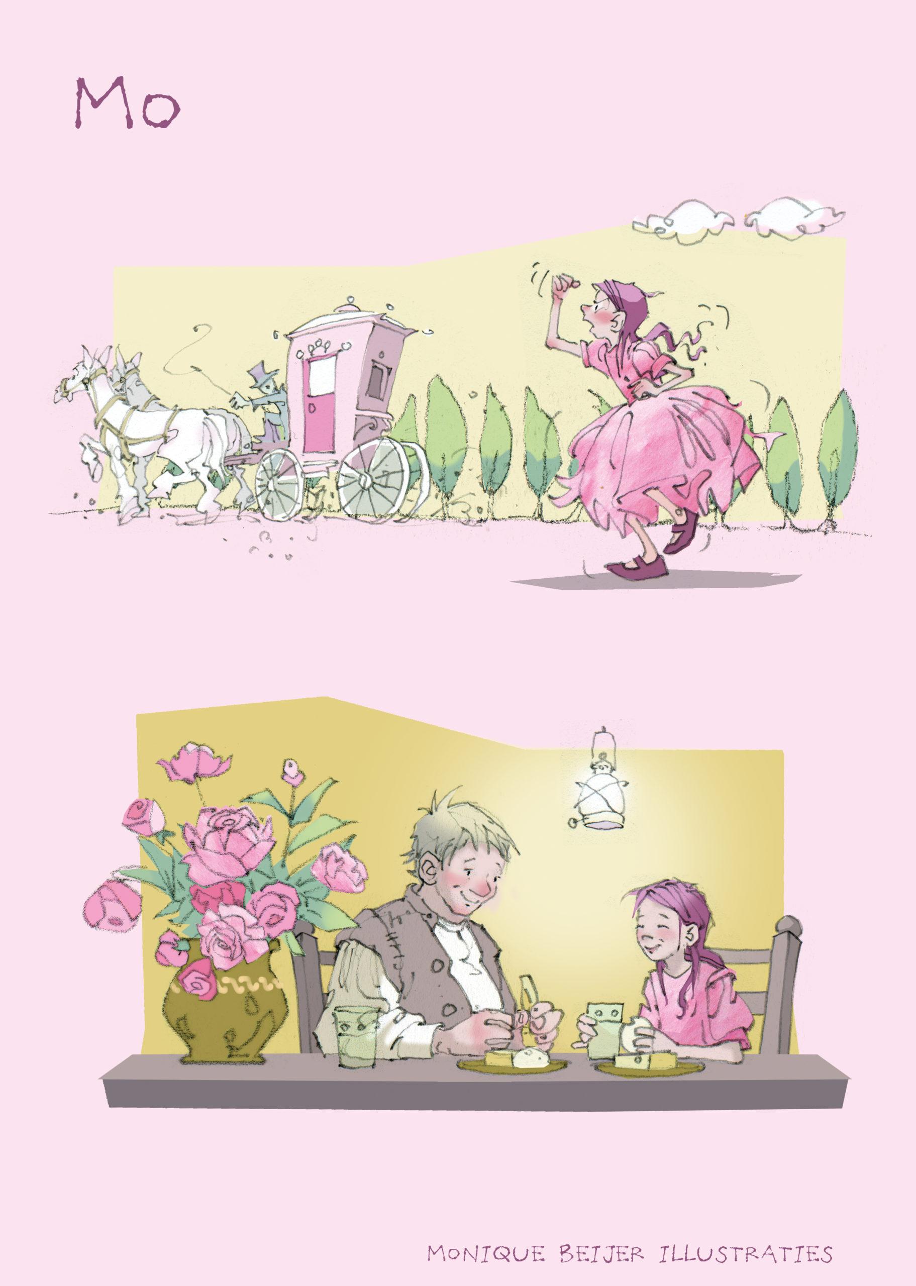 monique beijer illustratie
